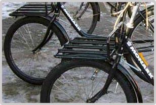Rensning av gemensamma Cykelskjul & Cykel och Barnvagnsförråd.